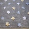 Ковер Stars Tricolor ванильный 120*160 Lorena Canals