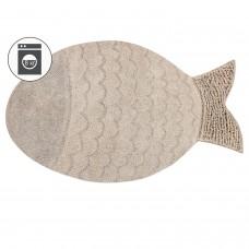 Ковер Большая рыбка 110*180 Lorena Canals