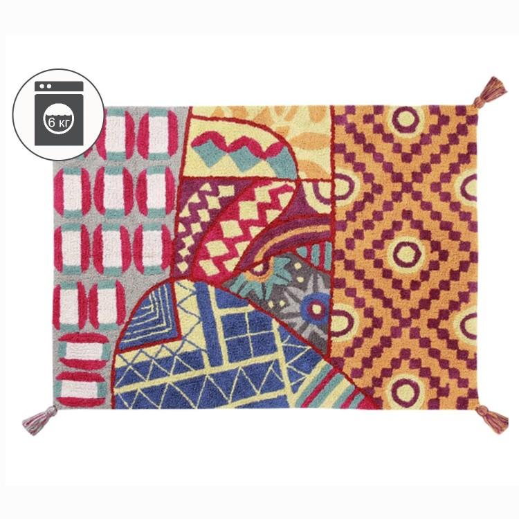 Ковер Indian Bag цветной 120*160 Lorena Canals