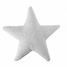 Подушка Star белая 50*50 Lorena Canals