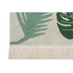 Ковер тропики зеленый 140*200 Lorena Canals
