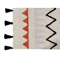Ковер Azteca Natural терракотовый 120*160