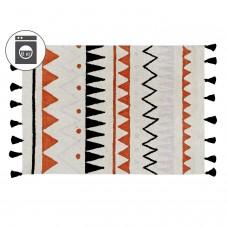 Ковер Azteca Natural терракотовый 120*160 Lorena Canals