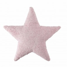 Подушка Star розовая 50*50 Lorena Canals