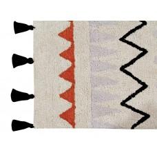 Ковер Azteca Natural терракотовый большой 140*200