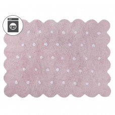 Ковер Biscuit розовый 120*160 Lorena Canals