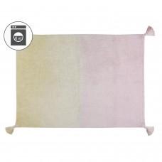 Ковер Ombre ванильно-розовый 120*160 Lorena Canals