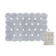 Стираемый ковер Mini Biscuit Pearl Grey Lorena Canals