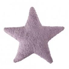 Стираемая подушка Star - Purple Lorena Canals