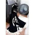 Ковер Черно-белый брилиант 140*200 Lorena Canals