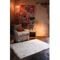 Ковер в горошек бежево-медовый 120*160 от Lorena Canals