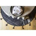 Шерстяной стираемый ковер Hokan 160D от Lorena Canals