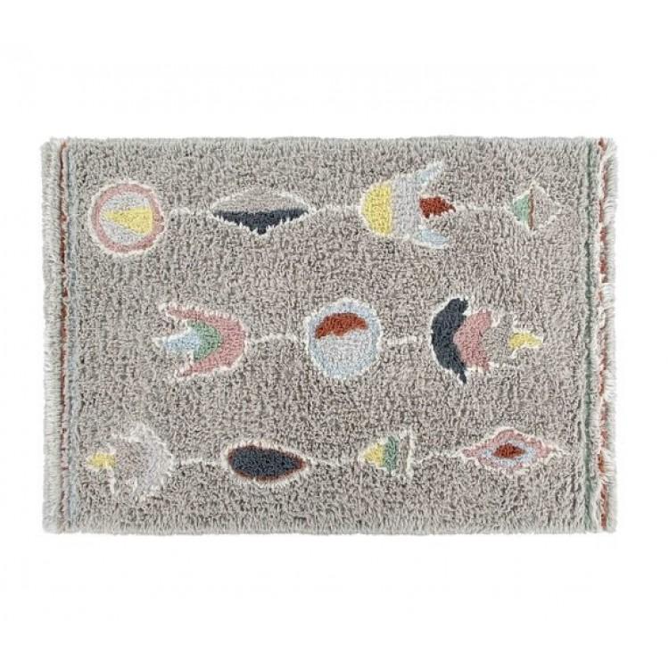 Шерстяной стираемый ковер Arizona 240*170 от Lorena Canals