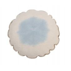 Подушка Tie-Dye нежно-голубая 40d Lorena Canals