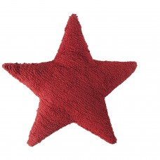 Подушка Звезда красная Lorena Canals