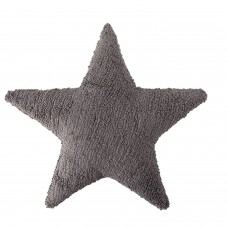 Подушка Звезда серая Lorena Canals