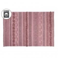 Ковер Воздушный каньон розовый 140*200 Lorena Canals