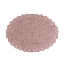 Ковер Сосновая шишка розовый 130*180 Lorena Canals
