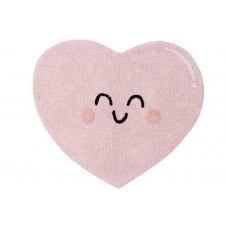 Ковер Счастливое сердце 90*105 Lorena Canals